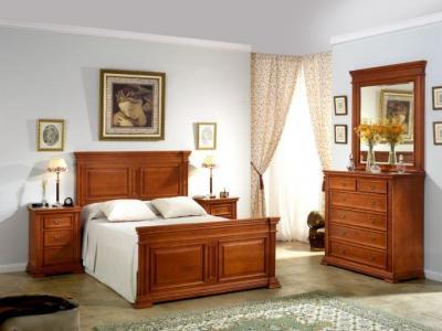 Dormitorios pino macizo clasico moderno colonial - Dormitorio clasico moderno ...