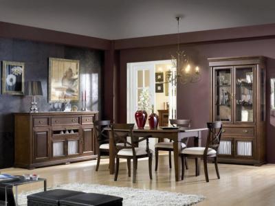 Muebles pino en valencia rustico mexicano moderno colonial for Muebles salon clasico moderno